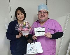 2019年2月14日 ハッピーバレンタイン!
